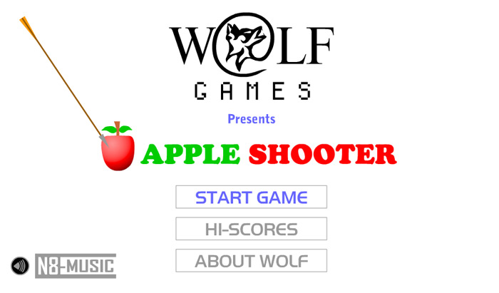 Play Apple Shooter